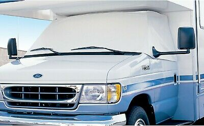$56.99 • Buy ADCO 2401 RV CLASS C WINDSHIELD COVER For FORD 1973-1991-White