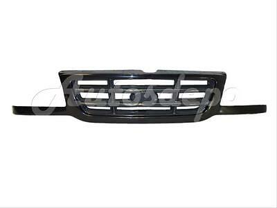 $85.86 • Buy For 2001-2003 Ford Ranger Pickup Grille Black W/Argent Bar