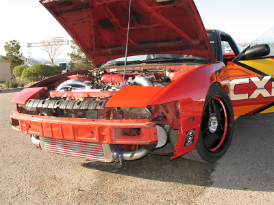s13 sr20det intercooler piping