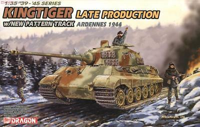 Dragon 6232 1/35 Sd.Kfz.182 King Tiger Late  Ardennes 1944  W/New Pattern Track • 36.80£