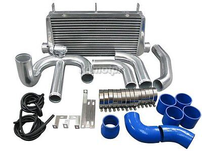AU499 • Buy For 93-02 Toyota Supra MKIV 2JZ-GTE 3  Thickness Core Intercooler Kit