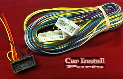 $48.99 • Buy Dodge Radio Infinity AMP BYPASS Wire Harness Stereo With Telephone Icon