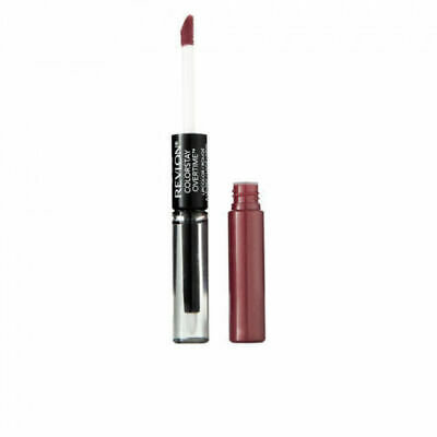 £4.95 • Buy REVLON Colorstay Overtime Lipcolor Lip Stick & Gloss In Always Sienna UNBOXED