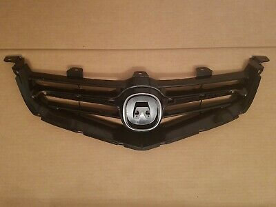 $54.20 • Buy Fits 2004-2005 ACURA TSX Front Bumper Grille Black Panel NEW