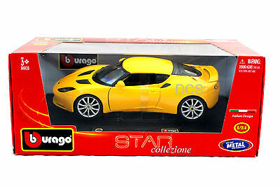 $ CDN19.49 • Buy Bburago Star  Lotus Evora S IPS Light Yellow 1/24 Diecast Car 21064