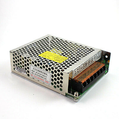 AU36.23 • Buy Double Output DC24V 1A And DC5V 2A Universal Regulated Switching Power Supply
