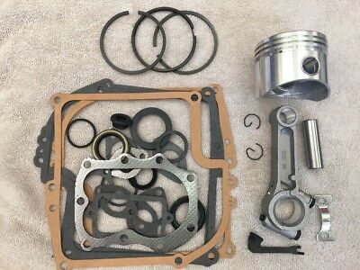 AU87.68 • Buy Fits BRIGGS AND STRATTON 8HP ENGINE REBUILD With Rod 8 Horse Power