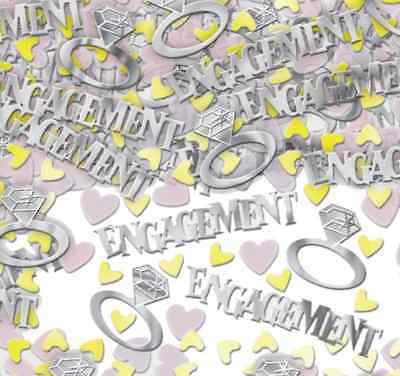 Engagement Party Confetti / Sprinkles Table Decoration • 1.19£