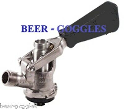 £34.99 • Buy KEG FITTINGS BARREL CONNECTORS A,G & S TYPE For GUINNESS CARLING FOSTERS