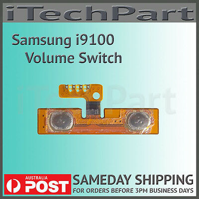 AU4.99 • Buy Genuine Samsung Galaxy S2 II I9100 Volume Button Flex Cable Replacement