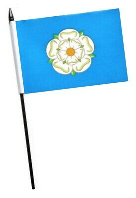 Yorkshire County Small Hand Waving Flag  • 3.50£