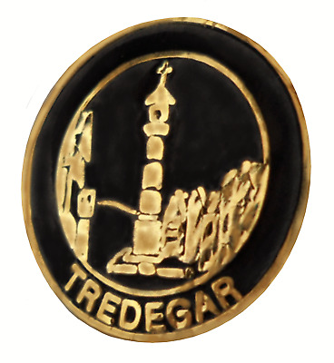Tredegar Town Wales Small Pin Badge  • 4.50£