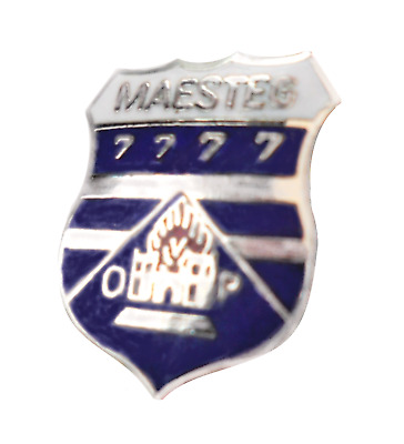 Maesteg Town Wales Crest Small Pin Badge  • 4.50£