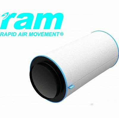 RAM Carbon Filters Air Treatment Odour Smell Control Hydroponics Grow Room/Tent • 114.95£