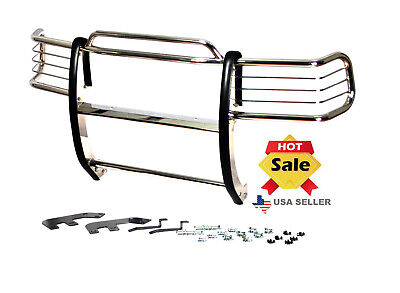 $1319.99 • Buy 94-02 Dodge Ram 2500 3500 Hunter Bumper Grille Grill Guard In Stainless Steel