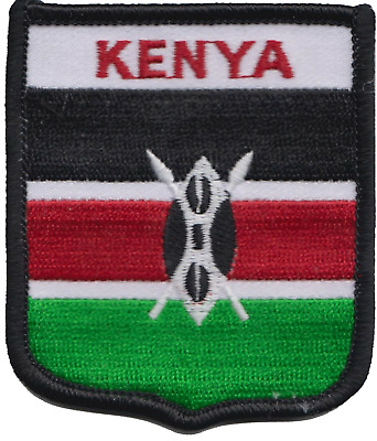 £4.99 • Buy Kenya Embroidered Patch