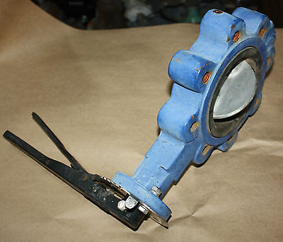 AU110 • Buy Maxiflo DN100 4  Inch Lugged Butterfly Valve