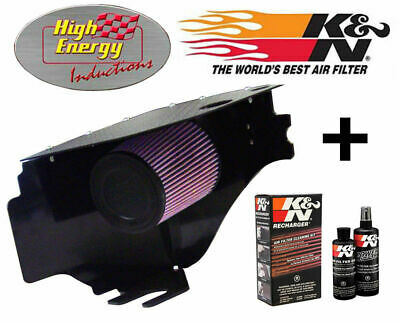 AU399 • Buy High Energy Induction Cold Air Intake Holden Commodore Vt Vu Vx Vy V8 Ls1 Hei207