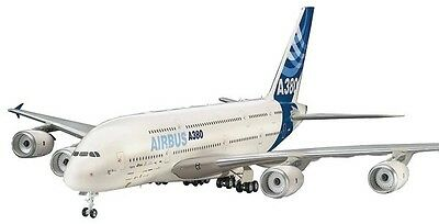Revell 04218 Airbus A380 New Livery Aircraft Plastic Kit 1/144 Tracked  Post • 35.99£