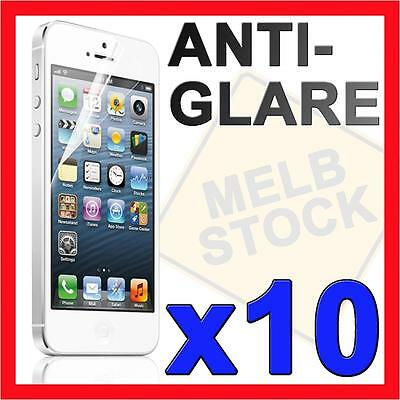 AU2.59 • Buy 10x Matte Anti Glare Screen Protector LCD Film Skin For Apple IPhone 5S 5C 5 5G