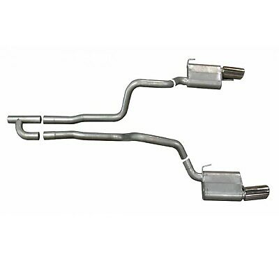 $449.40 • Buy Gibson 319005 Aluminized Dual Exhaust System For 05-10 Mustang Base 4.0 Liters