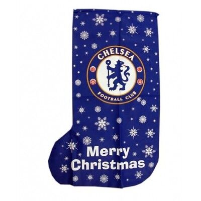 Chelsea Fc Football Xmas Official Christmas 1m Stocking Brand New Gift • 5.99£
