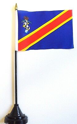 £5.75 • Buy Royal Electrical & Mechanical Engineers Corps REME Polyester Table Desk Flag