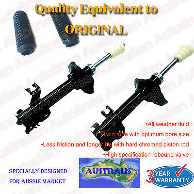 AU130 • Buy 2 Brand New Front Struts Nissan Pulsar N15 Shock Absorbers 8/97-9/2000