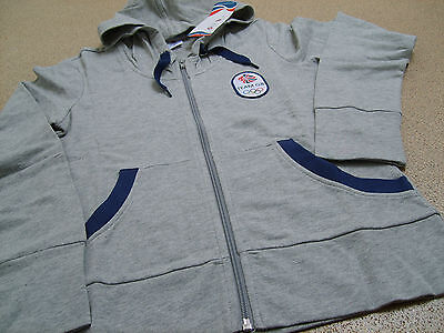 Olympics LONDON 2012 Team GB Track Top Ladies Hoodie, Size:18 (Chest: 38in) • 17.99£