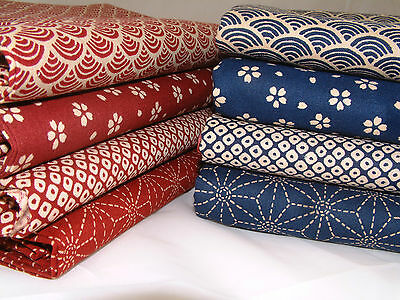 £11.95 • Buy SB Waves Collection Japanese 100% Cotton Fabric