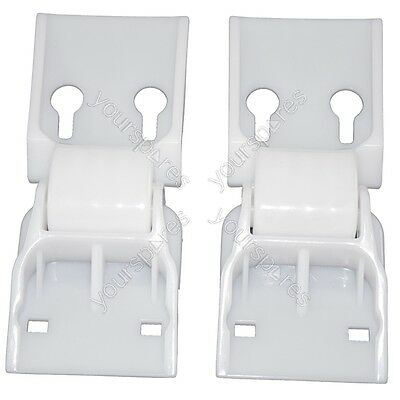 £7.79 • Buy Tricity, Norfrost, Iceline, Whirlpool, Zanussi Chest Freezer Hinge Lid 2 Pack