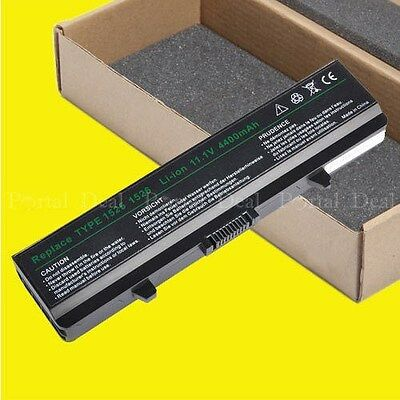$38.88 • Buy Battery For C601H X284G M911G 312-0763 HP297 GW240 Dell Inspiron 1525 Laptop