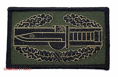 $ CDN14.61 • Buy Combat Action Badge Collectors Patch Cab M9 Bayonet M67 Grenade Pin Up Us Army