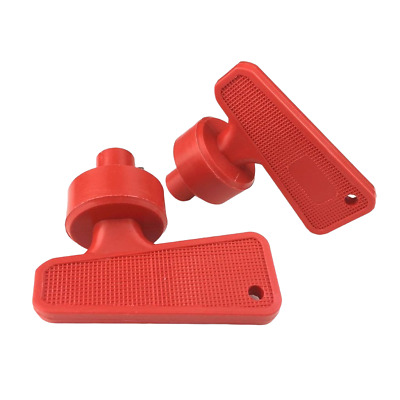 2x Replacement Keys For Battery Isolator Switch 100A 12v Cut Off Power Kill Key  • 2.99£