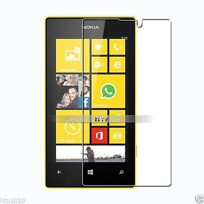 AU3.97 • Buy 3x Ultra Clear LCD Screen Protector For Nokia Lumia 925 Case Cover AU