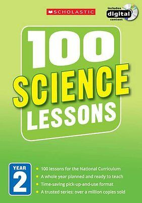 100 Science Lessons Year 2 - 2014 National Curriculum Plan And Teach Study Guide • 17.47£