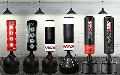 AU172.01 • Buy Free Standing Boxing Punch Bag Stand Kick Heavy MMA Martial Art Sport 5.5ft 6ft