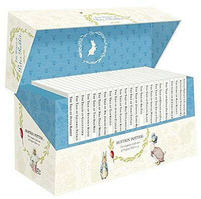 £39.49 • Buy The World Of Peter Rabbit Complete Collection 23 Books Box Set Beatrix Potter