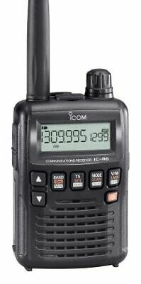 Scanner Receiver - Icom IC-R6 Compact • 199.99£