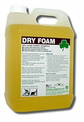 £14.99 • Buy Dry Foam Extraction Carpet Shampoo Detergent Remove Dirt Stains Quick Dry Clean