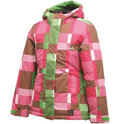 Girl/'s dare2b /'Spindrift/' /'Ivy/' Green Ski Wear Jacket.