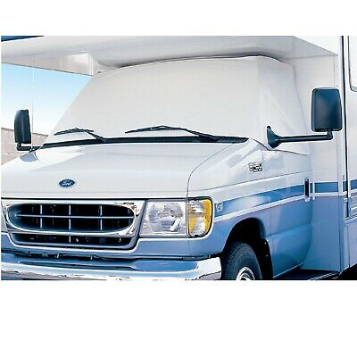 $65.42 • Buy Adco 2409 Vinyl Windshield And Window Cover For Chevy RVs With Mirror Cutouts