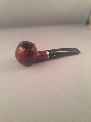 AU58.85 • Buy ADVENTURE SMOKING PIPE 9mm FILTER Pipe - Brown Curved Stem 375