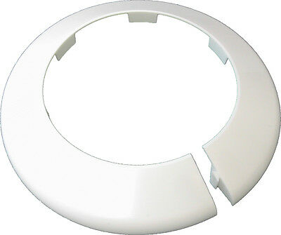 £5.99 • Buy Toilet Waste Pipe Cover / WC Soil Pipe Collar 110mm (4 ) White Talon PC110WH