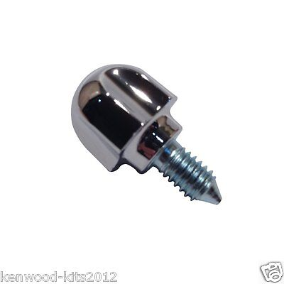 £17.81 • Buy Kitchenaid Stand Mixer Attachment Thumbscrew In A Chrome Finish