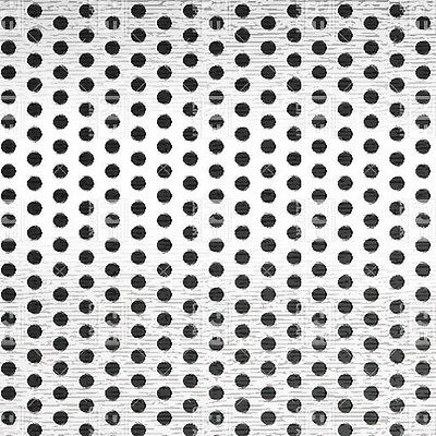 £145.11 • Buy Perforated 304 Stainless Steel Sheet .060  Thick X 24  X 24 , .187  Hole Dia.