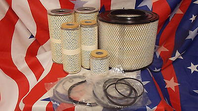 $122 • Buy M35A2 Deuce And A Half 2.5 Ton Complete Filter Set Air Oil Fuel
