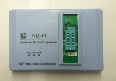 £56.01 • Buy PRG-121 MCUmall GQ-5X Super Fast High Speed SPI Flash Chip Programmer Clearance!