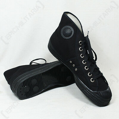 £27.45 • Buy Czech Army Baseball Boots Black - Military Sports Training Trainers Pumps New