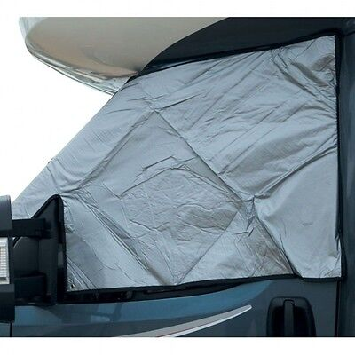 FIAT DUCATO 06-19 Motorhome Exterior External Windscreen Thermal Cover Blind • 48.98£